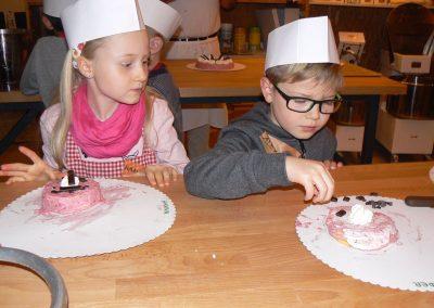 Torten-Garnitur
